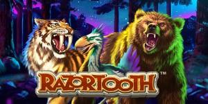 Casumo presents Razortooth slot - go wild or go home