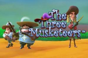 The Three Musketeers PLaytech Gokkast Uitgelicht