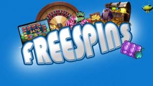 gratis spins online casino's