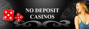 No Deposit Bonus , de beste gratis casino bonussen