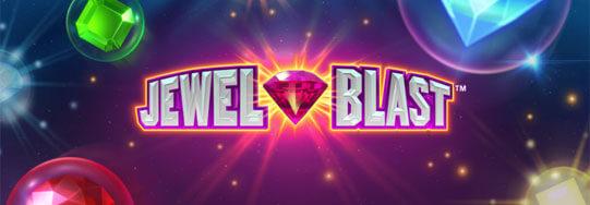Jewel Blast Gokkast Welkomst