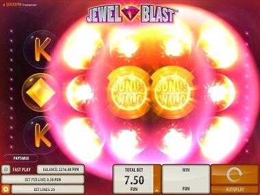 Jewel Blast Gokkast Wild