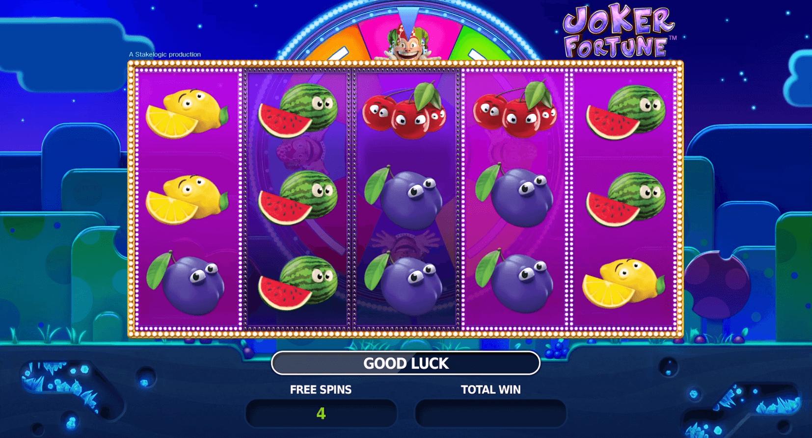 Joker Fortune Gokkast Free Spins2