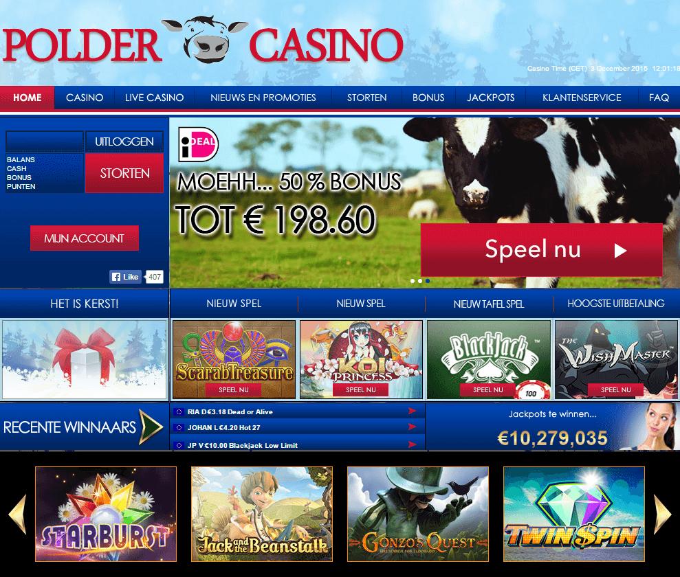 Polder Casino Review Algemene Gevoel