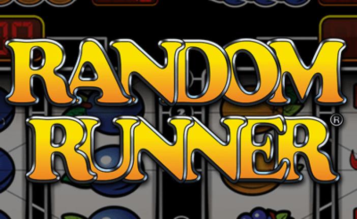 Random Runner Fruitmachine