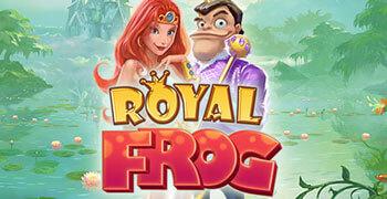 Royal Frog Gokkast Welkomst