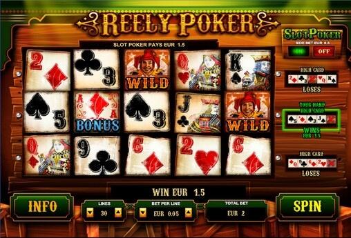 Spelletjes poker online gratis