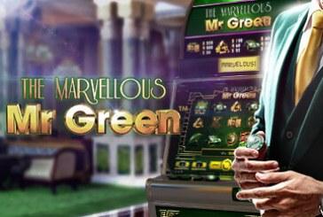 The Marvellous Mr Green