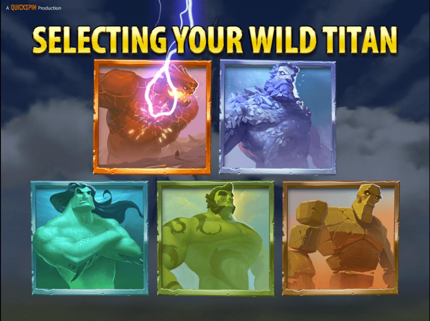 Titan Thunder Gokkast Free Spins