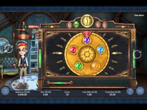 Big TIme Journey Bonusgame