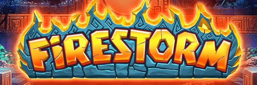 Firestorm Gokkast Welkomst2