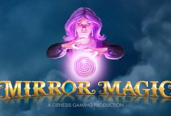 Nieuwe Gokkast van Genesis Gaming: Mirror Magic