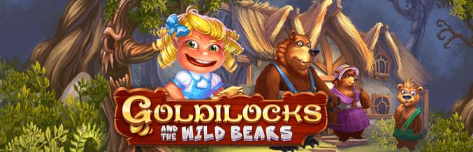 Goldilocks and the Wild Bears Gokkast Welkomst