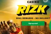 Nieuw Online Casino Rizk