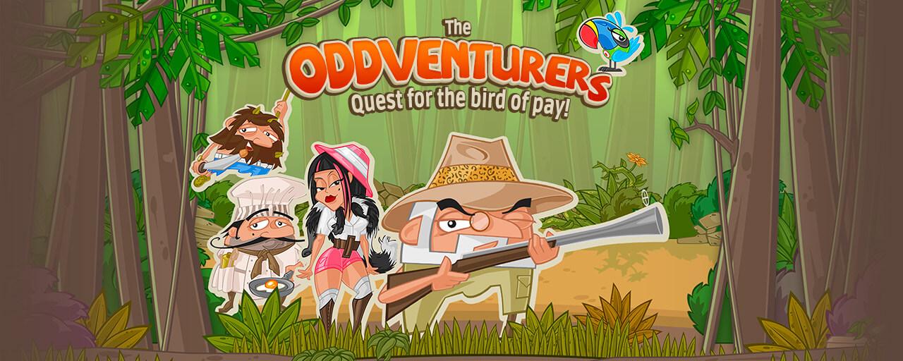 Odobo NG The Oddventurers
