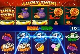 Peek-A-Boo en Lucky Twins: twee nieuwe Microgaming spellen!