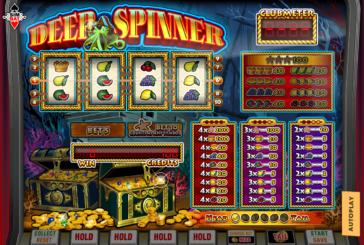 Deep Spinner
