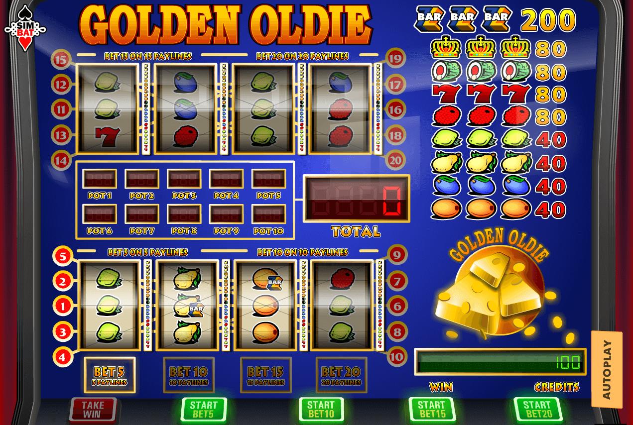 Golden Oldie