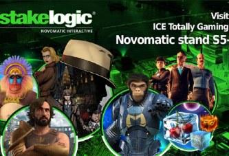 Stakelogic kondigt 17 nieuwe gokkasten aan