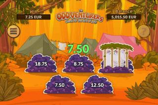 The Oddventurers Bonusgame