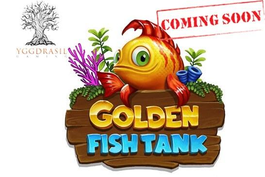 Golden Fishtank aangekondigd door Yggdrasil