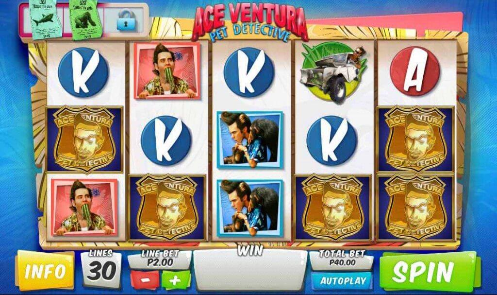 Hoe speel ik Ace Ventura