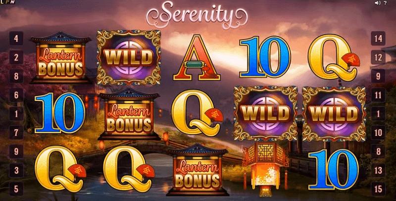 Serenity Bonusgame