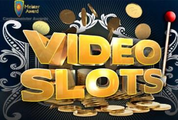 "Videoslots ""Beste Online Casino 2015"""
