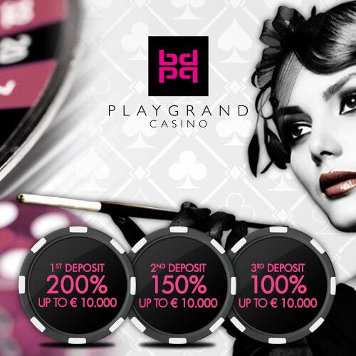 PlayGrand Welkomstbonus2