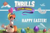 Thrills viert 10 dagen lang Pasen!