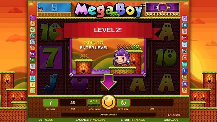 Mega Boy Wild 2