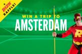 Win een weekje Amsterdam met Rizk!