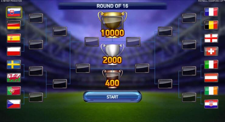 Football Champions Cups Wedstrijden