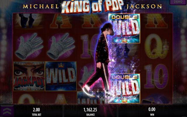 Michael Jackson King of Pop Wild