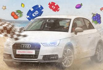 Win een Audi A1 bij Polder Casino!