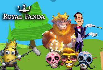 Elk Studios en Thunderkick nu bij Royal Panda!