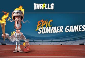 Thrill's Epische Zomer Spelen!