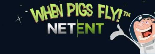 When Pigs Fly Welkomst