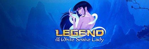 Legend of the White Snake Lady Welkomst
