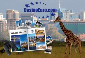 Win een Afrikaanse safari reis bij Casino Euro!