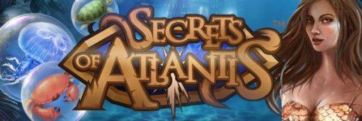 Secrets of Atlantis Welkomst