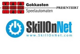 Gokkasten Speelautomaten.nl presenteert SkillOnNet