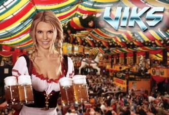 Pak je biertje en ga mee naar het Oktoberfest van VIKS