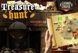 Pak een schop en doe mee met de Schatkist Uitdaging van Casino Cruise