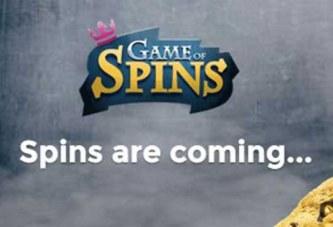 Winter is coming… bij de Game of Spins van Casino Heroes!
