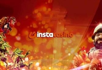 Gokkasten Speelautomaten verwelkomt InstaCasino!