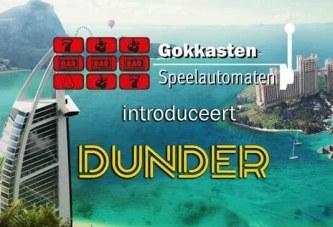 Neem een kijkje bij Dunder casino!