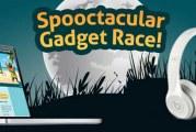 Spooktaculaire Apparaten Race tijdens LuckLand's Halloween actie!