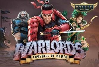 Vecht mee met de Warlords: Crystals of Power Battle