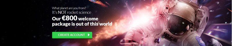 Quasar Gaming welkomstbonus